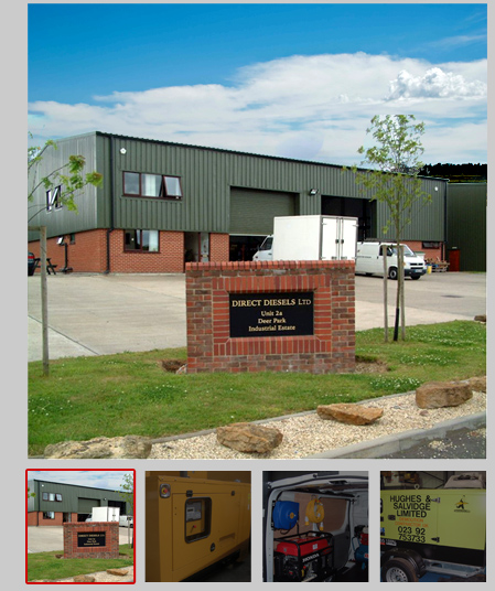 Light Industrial Units Hampshire: Welcome To Direct Diesels Ltd